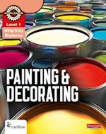 NVQ/SVQ Diploma Painting and Decorating Candidate Handbook (Construction Crafts NVQ and Technical Certificate)