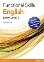 Functional Skills English Entry 3 Teaching and Learning Resource Disk (Functional Skills)