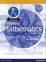 Pearson Baccalaureate  Higher Level Mathematics second edition print and ebook bundle for the IB Diploma (Pearson International Baccalaureate Diploma: International Editions)