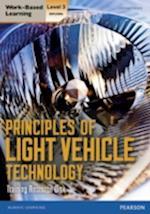 L3 Diploma Principles Light Vehicle Technology Training Resource Disk (Motor Vehicle Technologies)