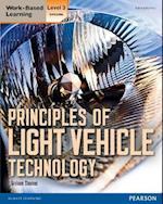 Level 3 Diploma Principles of Light Vehicle Technology Candidate handbook (Motor Vehicle Technologies)