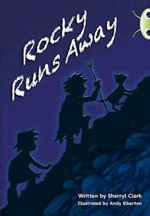 Bog, paperback BC Lime A/3C Rocky Runs Away af Sherryl Clark