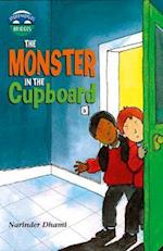 Storyworlds Bridges Stage 10 Monster in the Cupboard (single) (Storyworlds)