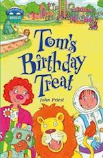 Storyworlds Bridges Stage 10 Tom's Birthday Treat (single) (Storyworlds)