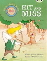 BC Turquoise B/1A Young Robin Hood: Hit and Miss (Bug Club)
