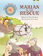 BC Purple A/2C Young Robin Hood: Marian to the Rescue (Bug Club)
