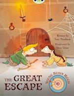 BC Purple B/2C Young Robin Hood: The Great Escape (Bug Club)