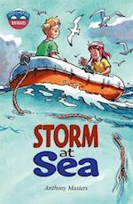 Storyworlds Bridges Stage 11 Storm at Sea (single) (Storyworlds)
