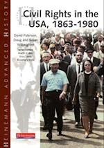 Heinemann Advanced History: Civil Rights in the USA 1863-1980 af Doug Willoughby, David Paterson, Susan Willoughby