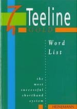 Teeline Gold Word List (Teeline)