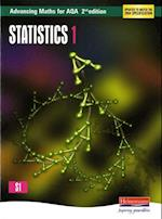 Advancing Maths for AQA: Statistics 1  2nd Edition (S1) af Gill Buque, Roger Williamson, Chris Worth