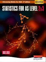 Advancing Maths for AQA: Statistics 2 & 3 (SS2 & SS3) af Roger Williamson