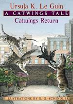 Catwings Return (Catwings Paperback)