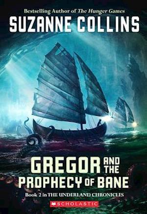Bog, paperback Gregor And The Prophecy Of Bane af Suzanne Collins