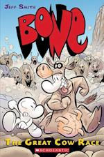 Bone. 2,the Great Cow Race af Jeff Smith