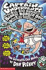 Big, Bad Battle of the Bionic Booger Boy (Captain Underpants)