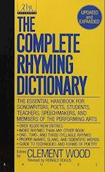 The Complete Rhyming Dictionary af Clement Wood