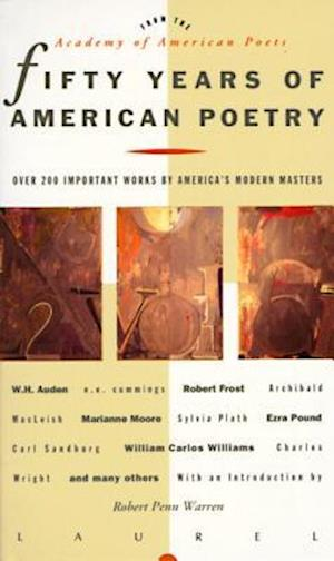Bog, paperback Fifty Years of American Poetry