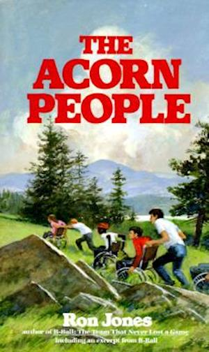 Bog, paperback The Acorn People af Tom Parker, Ron Jones