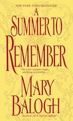 A Summer to Remember af Mary Balogh