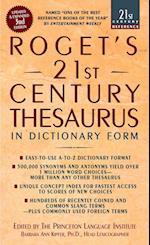 Rogets 21st Century Thesaurus