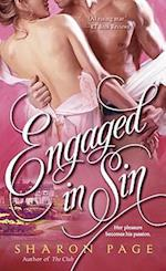 Engaged in Sin af Sharon Page