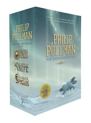 His Dark Materials Yearling 3-Book Boxed Set