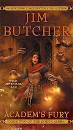 Academ's Fury af Jim Butcher