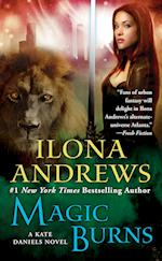 Magic Burns af Ilona Andrews