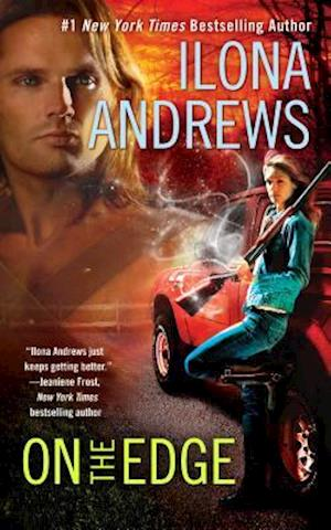 Bog, paperback On the Edge af Ilona Andrews