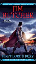 First Lord's Fury af Jim Butcher