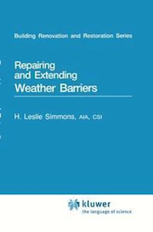 Repairing And Extending Weather Barriers