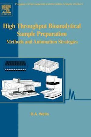 High Throughput Bioanalytical Sample Preparation