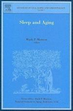 Sleep and Aging (Advances in Cell Aging & Gerontology, nr. 17)