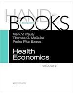 Handbook of Health Economics (Handbook of Health Economics, nr. 2)