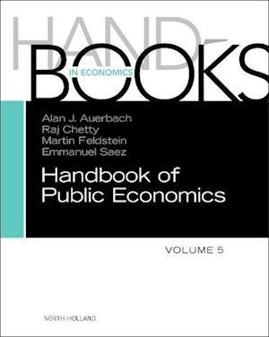Bog, hardback Handbook of Public Economics af Alan J Auerbach