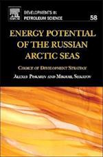 Energy Potential of the Russian Arctic Seas (Developments in Petroleum Science, nr. 58)