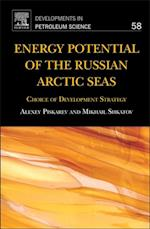 Energy Potential of the Russian Arctic Seas (Developments in Petroleum Science)
