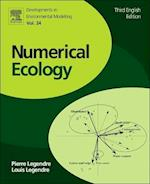 Numerical Ecology (Developments in Environmental Modelling, nr. 24)