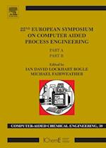 22nd European Symposium on Computer Aided Process Engineering (Computer-aided Chemical Engineering)