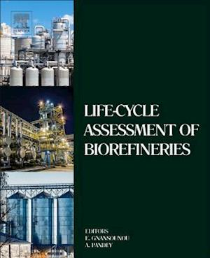 Bog, hardback Life-Cycle Assessment of Biorefineries af Edgard Gnansounou