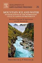 Mountain Ice and Water (Developments in Earth Surface Processes, nr. 21)