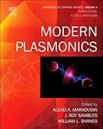 Modern Plasmonics af William L. Barnes