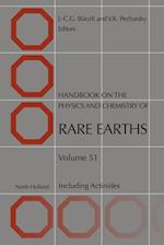 Handbook on the Physics and Chemistry of Rare Earths (HANDBOOK ON THE PHYSICS AND CHEMISTRY OF RARE EARTHS)