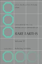 Handbook on the Physics and Chemistry of Rare Earths (Handbook on the Physics Chemistry of Rare Earths)