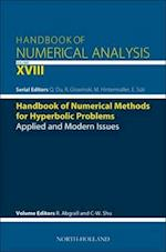Handbook on Numerical Methods for Hyperbolic Problems af Remi Abgrall