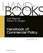 Handbook of Commercial Policy (Handbook of Commercial Policy)
