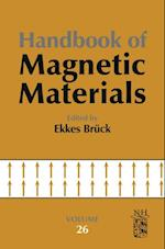 Handbook of Magnetic Materials (Handbook of Magnetic Materials)