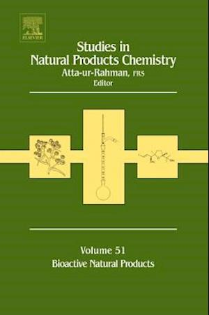 Bog, hardback Studies in Natural Products Chemistry af Atta-Ur-Rahman