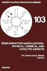 Semiconductor Nanoclusters - Physical, Chemical, and Catalytic Aspects (STUDIES IN SURFACE SCIENCE AND CATALYSIS, nr. 103)